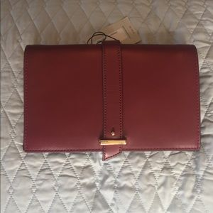 💛Cole Haan Vestry Leather Clutch💛